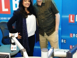 Dr Daisy on LBC with Clive Bull