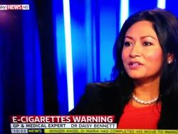 Media-Dr Daisy on Sky News