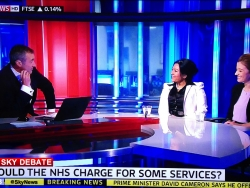 Should the NHS charge for appointments